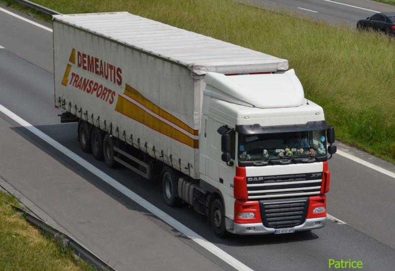 Demeautis Transports (Saint Hilaire Petitville, 50) Demeau10