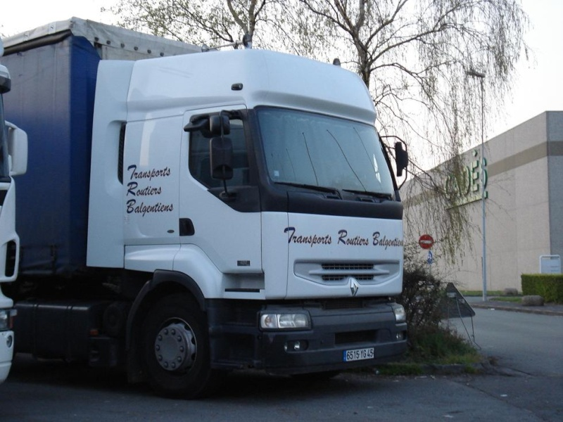 Transports Routiers Balgentiens (Beaugency, 45) E25410