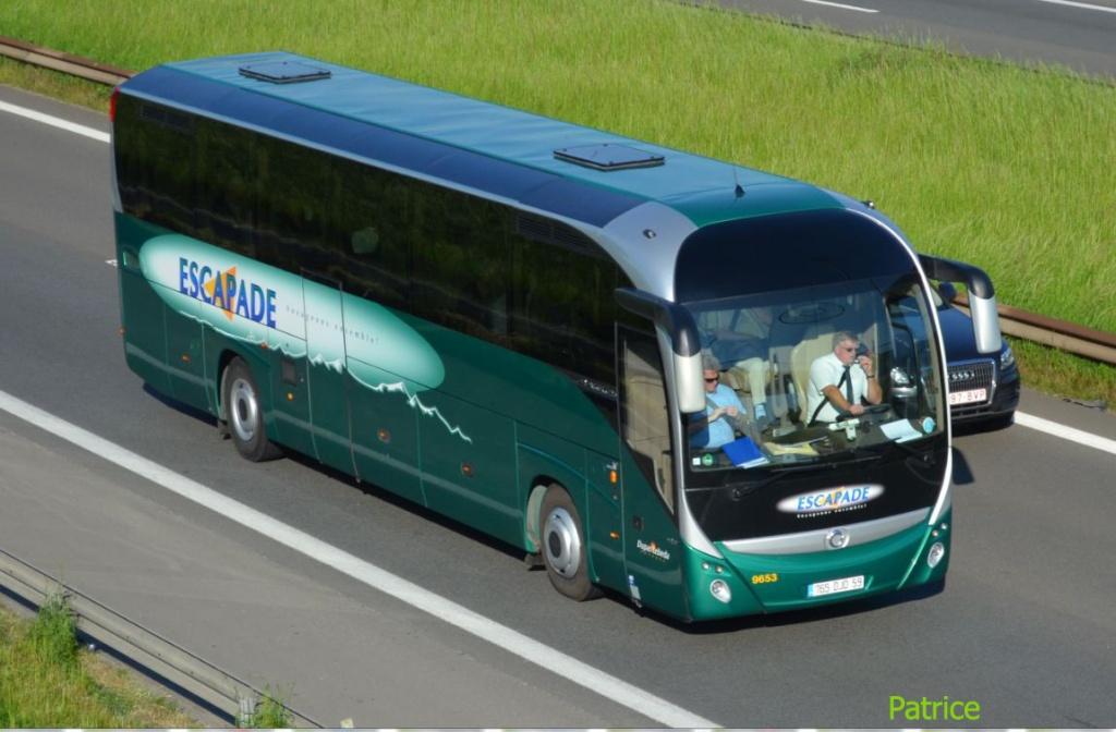 Cars et Bus de la région Nord - Pas de Calais - Page 2 Escapa10