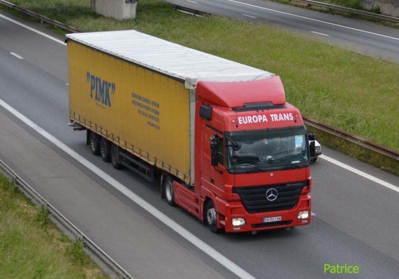 Europa Trans (Pazardzhik) Europa11