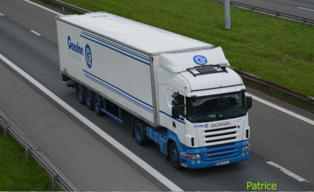 Gandon Transport  (Mayenne 53) Gandon10