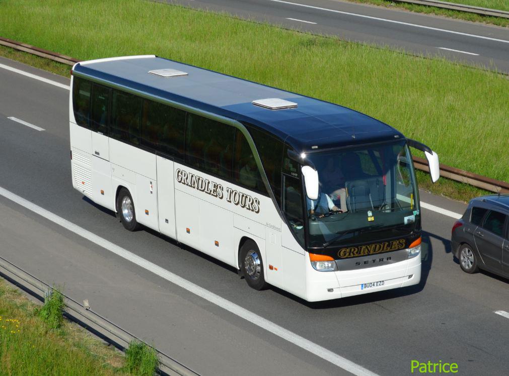Cars et Bus du Royaume Uni - Page 2 Grindl10