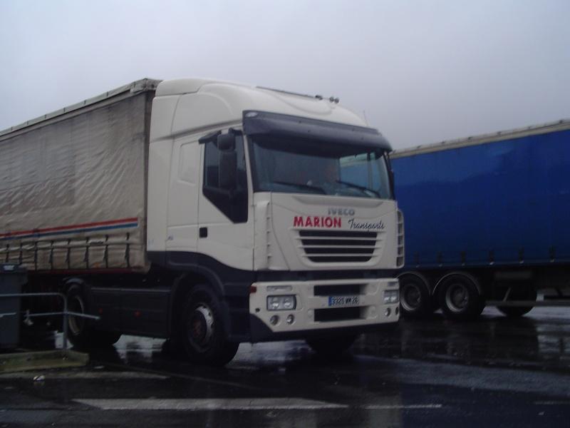 Marion Transports (Piegros la Clastre, 26) I31310