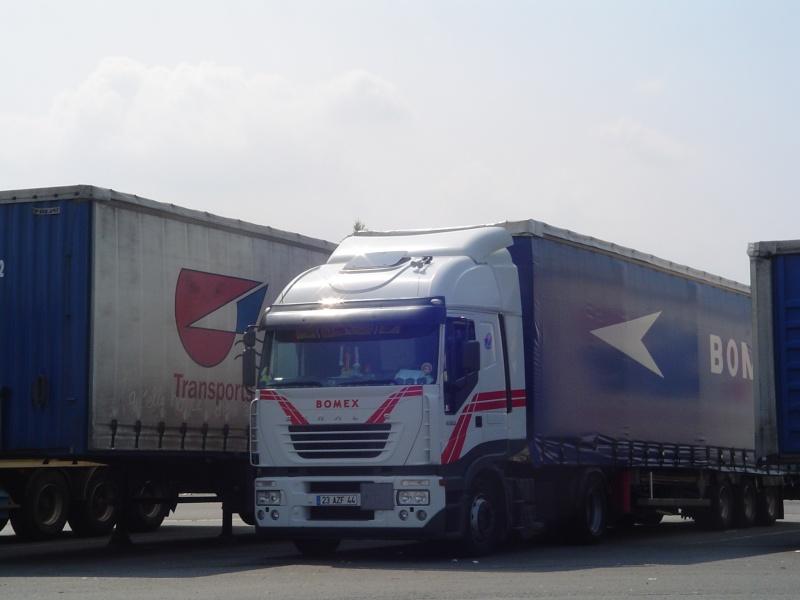 Bomex (Saint Gérèon) (44) (groupe TMG Transports Marcel Garnier) I3511010