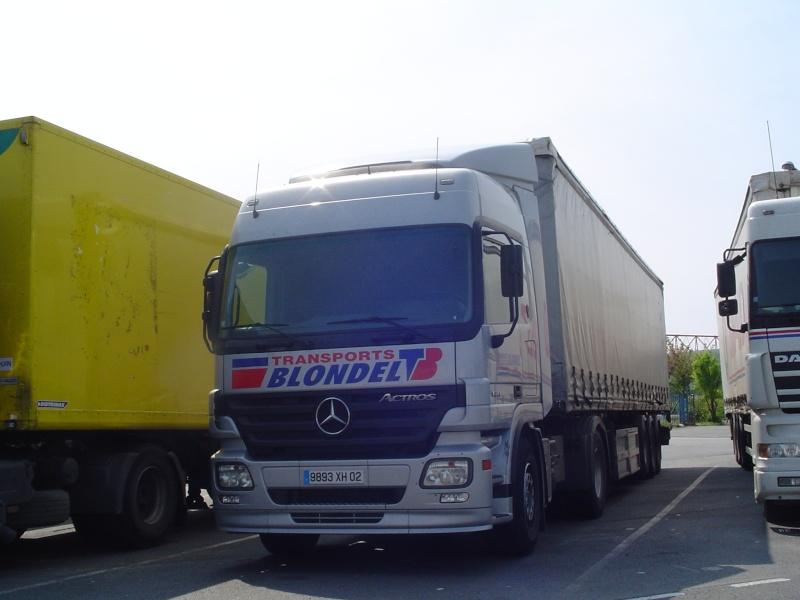 Transports Blondel (Saint Quentin 02) Mb236110