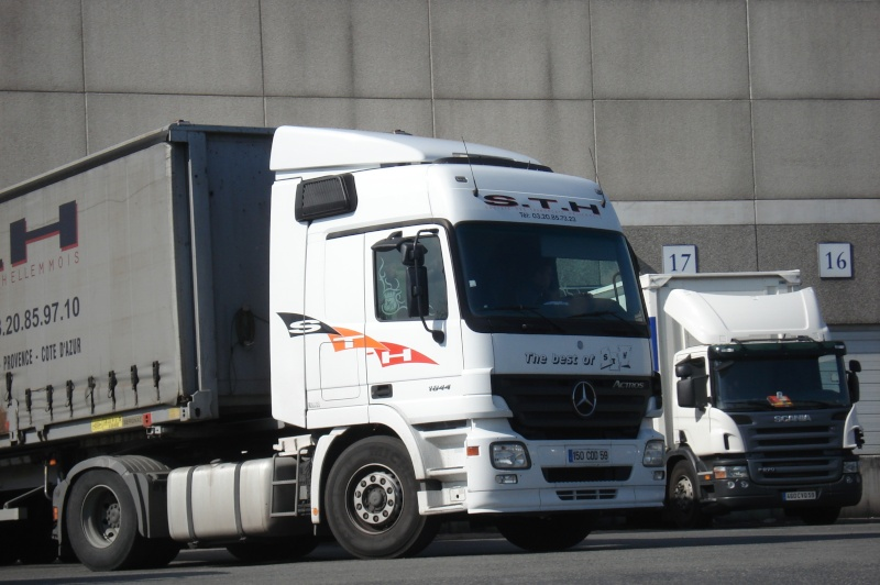 S.T.H (Société des Transports Hellemmois) (Fretin) (59) Mb781010