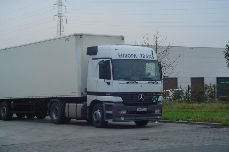 Europa Trans (Pazardzhik) Me131010