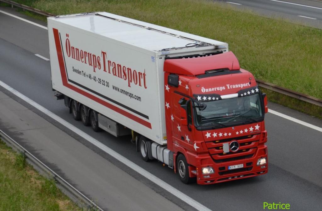 Önnerups Transport  (Malmö) Onneru11