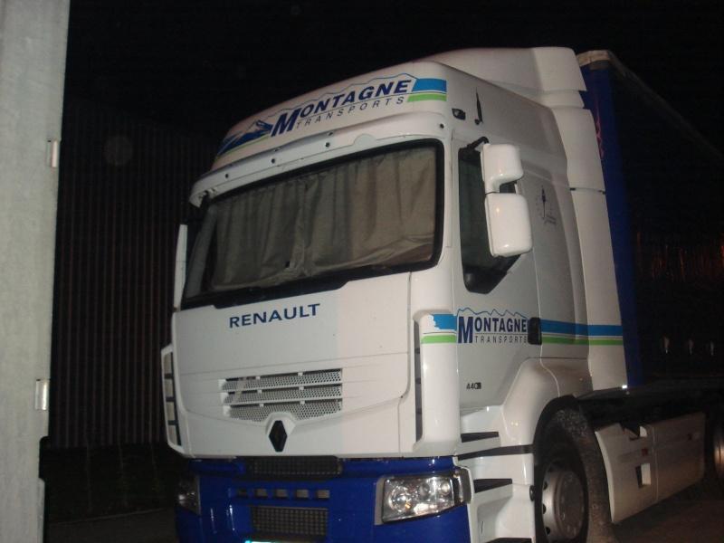 Photos de camions et de transporteurs - Portail P3091010