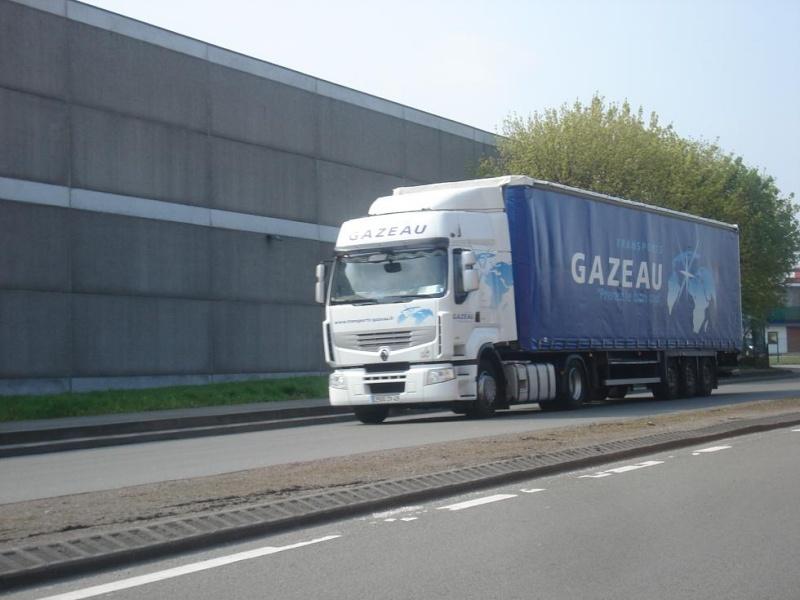 Gazeau (Chaudron en Mauges, 49) P47910