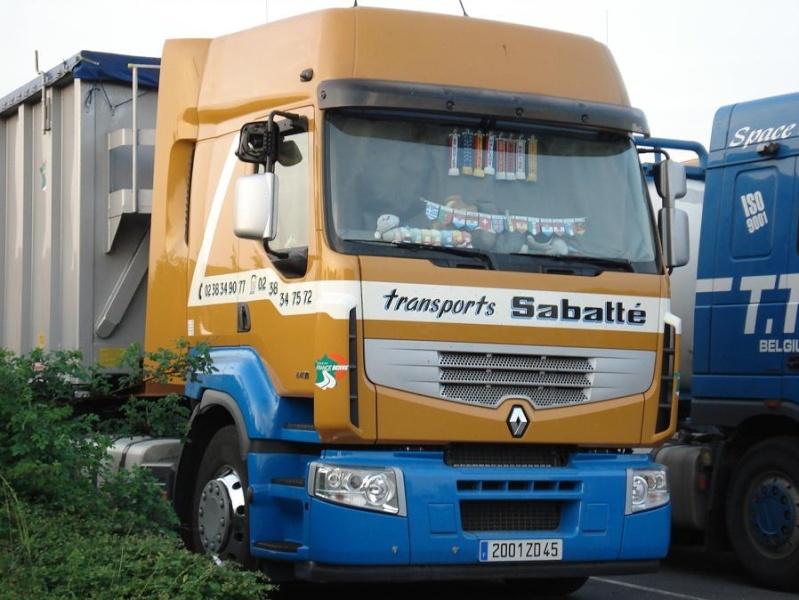 Transports Sabatté (Malesherbes, 45) P811010