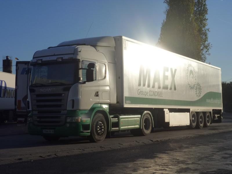Transports Maex (groupe Condigel) (Le Havre 76) Phot1204