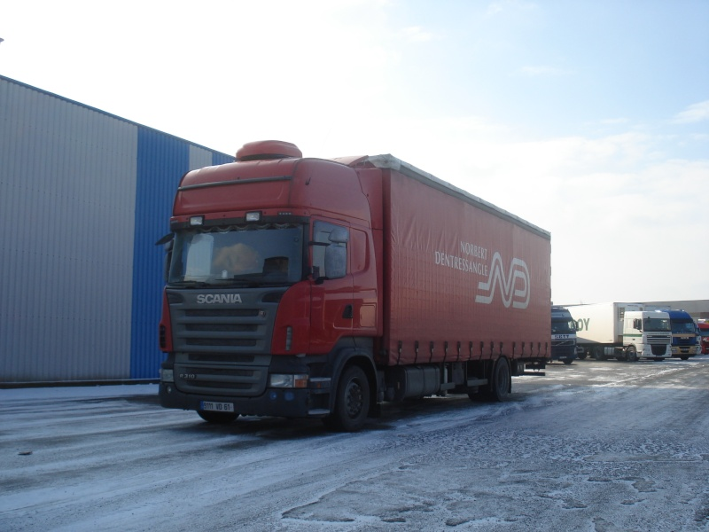 XPO Logistics (anc Dentressangle) (Saint Vallier, 26) - Page 6 Photo159