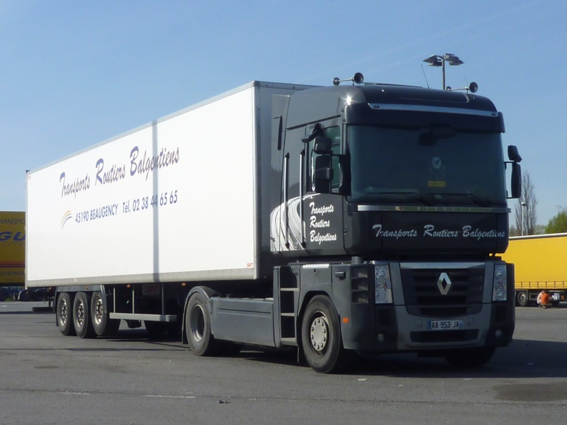 Transports Routiers Balgentiens (Beaugency, 45) Photo625