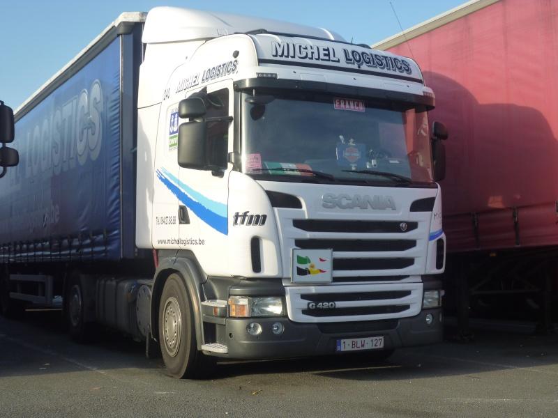 Michel Logistics  (Houdeng-Goegnies) Photo906