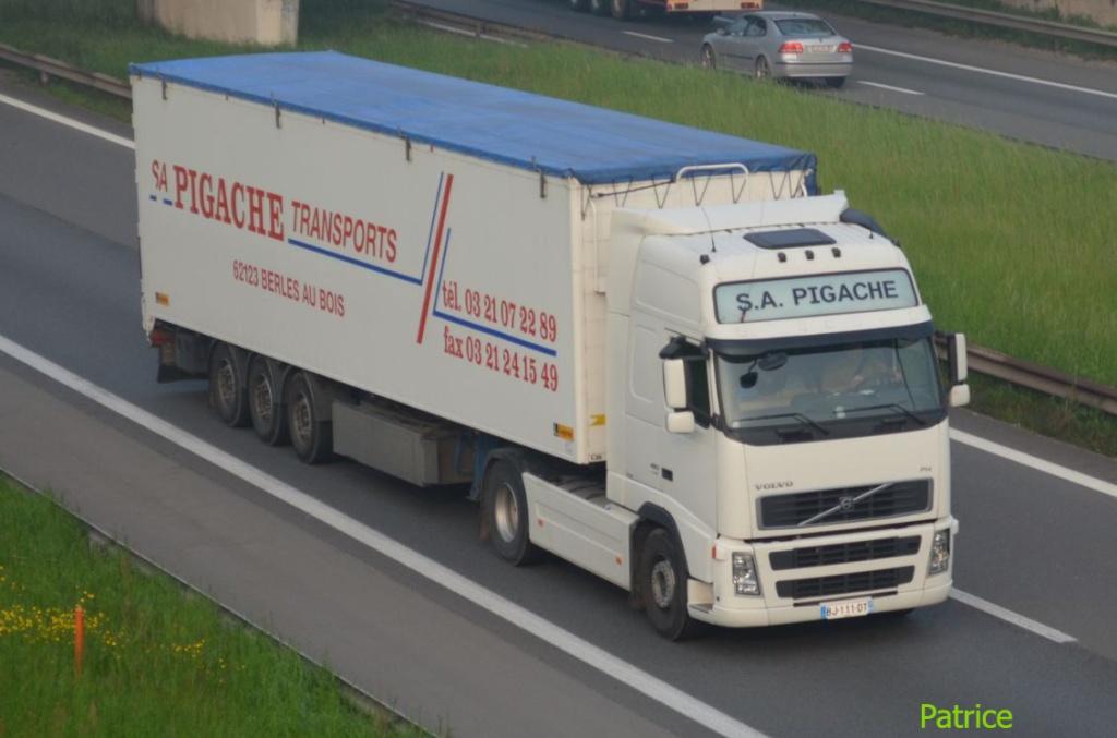 Pigache Transports (Berles au Bois, 62) Pigach11