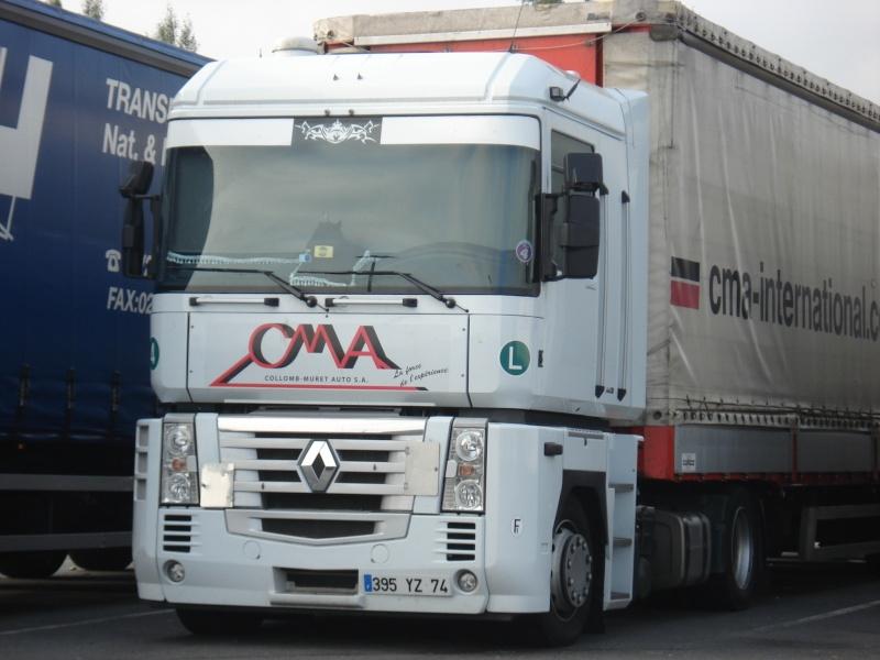CMA Collomb Muret Automobiles (Cranves Sales) (74) R314c110