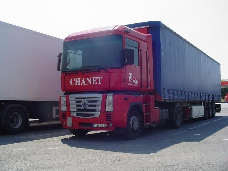 Chanet (La Roche Blanche 63) R38510