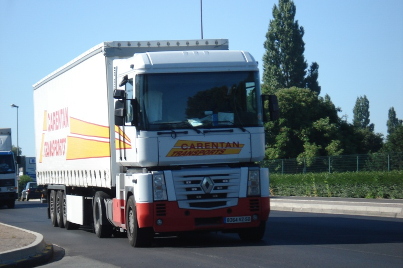 Carentan Transports (Groupe Demeautis) (Saint Hilaire Petitville, 50) R5791010