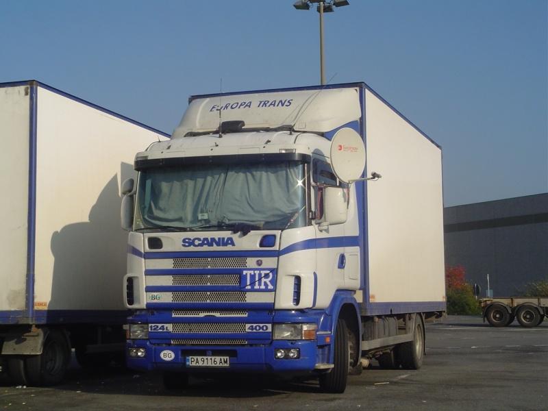 Europa Trans (Pazardzhik) S131210