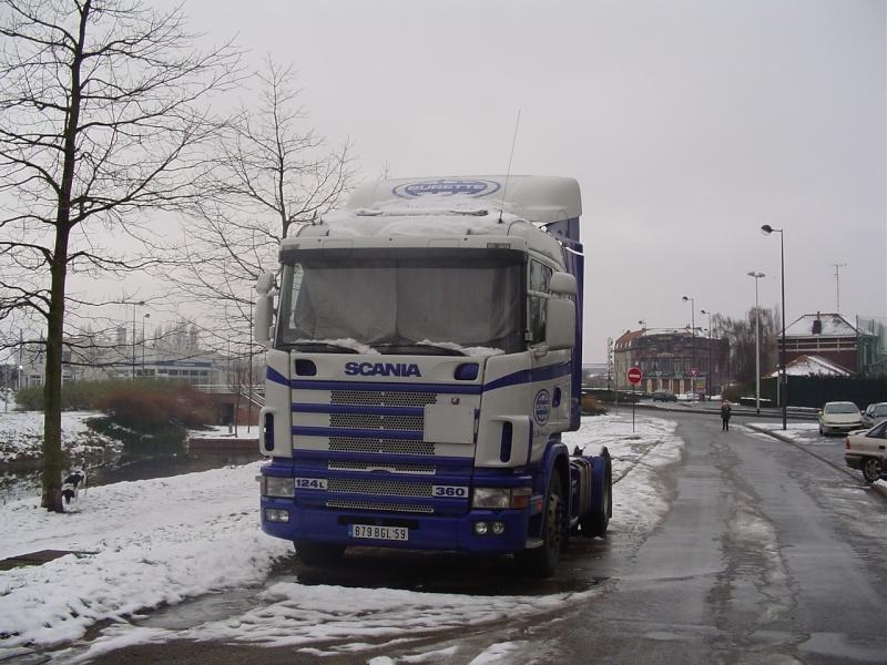 Photos de camions et de transporteurs - Portail S791010