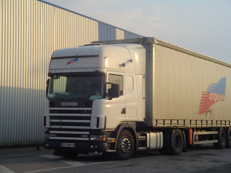 Photos de camions et de transporteurs - Portail Sc34010