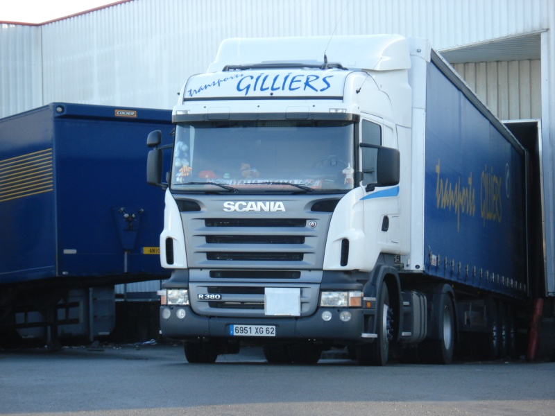 Transports Gilliers (Arques 62) Sca7610