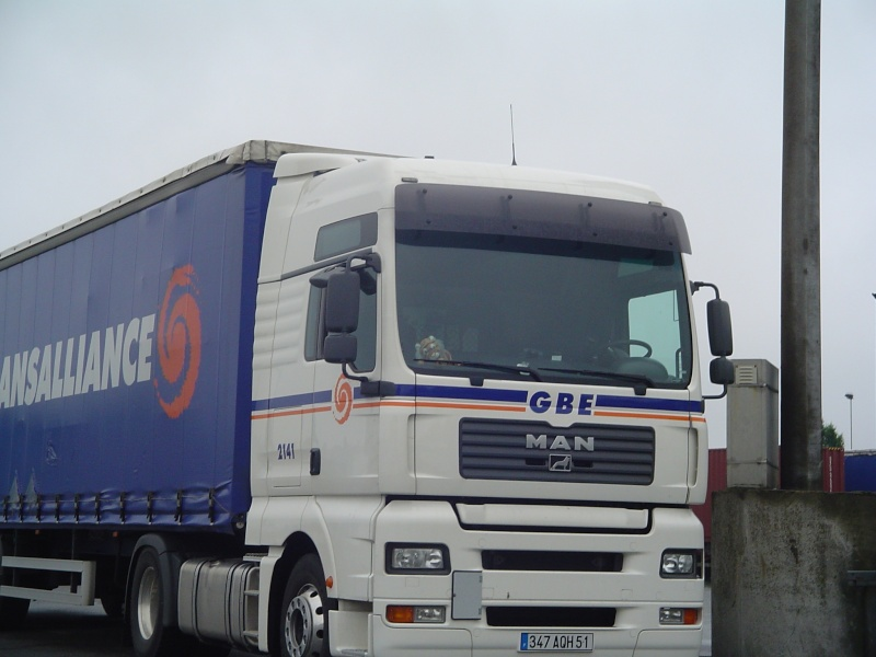 GBE (Transalliance) (76) Tga13110