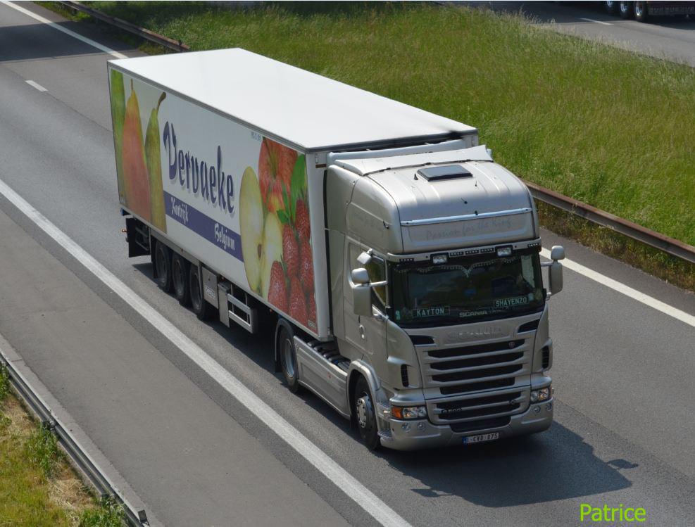 Vervaeke (transport frigorifique de kortrijk) Vervae14