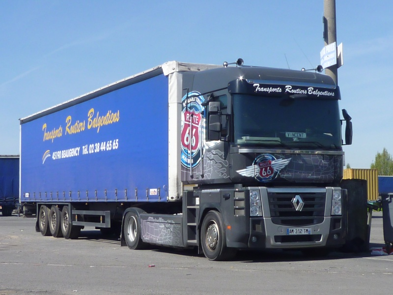 Transports Routiers Balgentiens (Beaugency, 45) Vincen10
