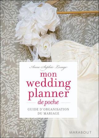 MON WEDDING PLANER DE POCHE de Anne-Sophie Lesage 97825015