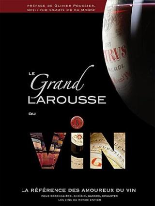 LE GRAND LAROUSSE DU VIN Liv04510