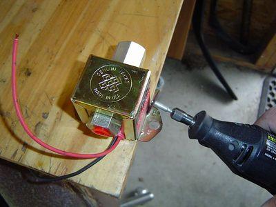 Mudar a Bomba de Gasolina 36869012