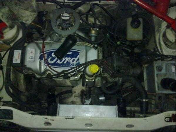 Mi Ford fiesta XR2 Motor10