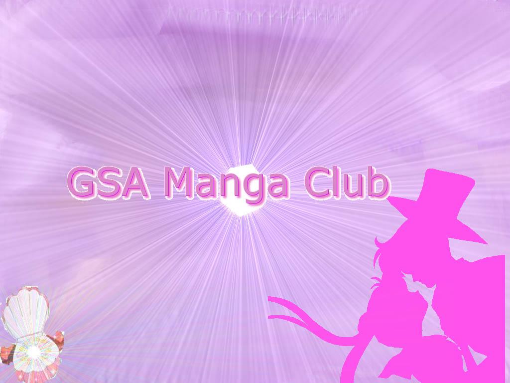 GSA Manga-Club
