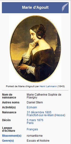 Marie d'Agoult  Tullia36