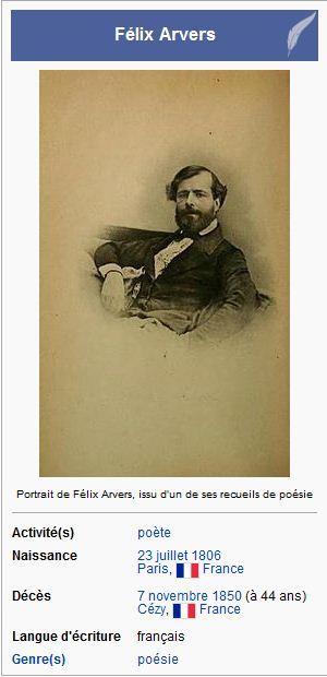 Félix Arvers Tullia39