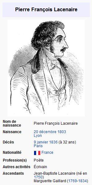Pierre François Lacenaire Tullia43