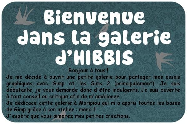 Galerie d'Hibbis Bienve10
