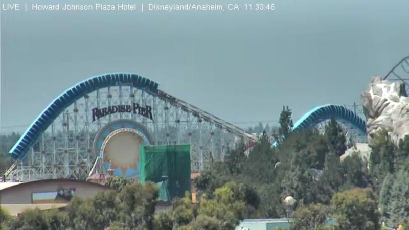 [Disney California Adventure] California Screamin' (2001) 10110