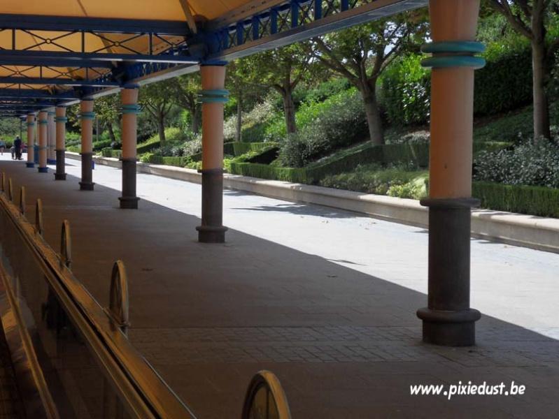 Toll Plaza (péage du Parking des Parcs) et tapis roulants - Page 6 Dlp_1512