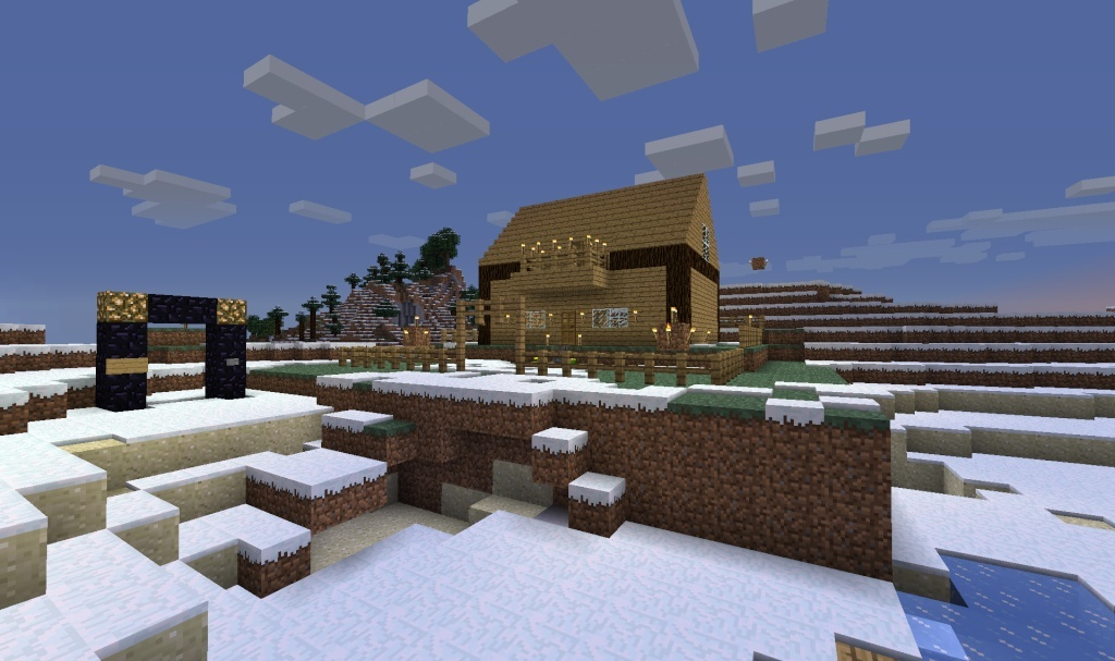 ○ MINECRAFT Thread ○ 2011-110