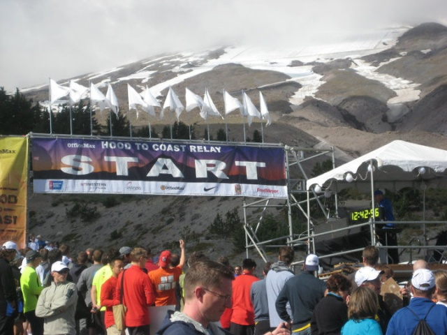 Hood to Coast, 365 style? Start10