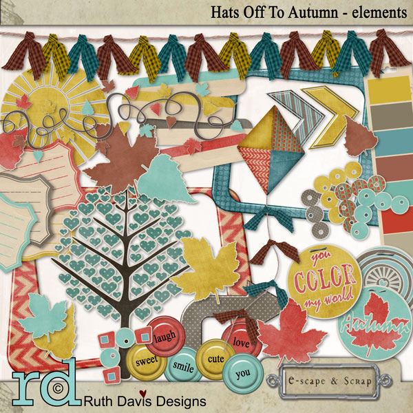 Hats Off To Autumn - Collab Hatsof10