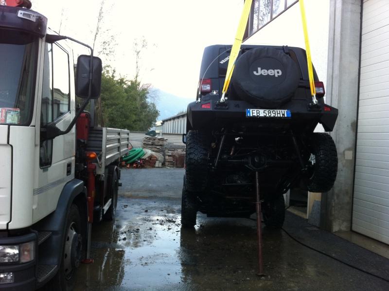 Come lavorate sotto la Jeep? - Pagina 2 Img_0610
