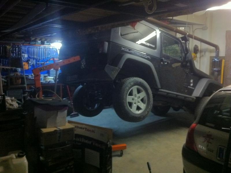 Come lavorate sotto la Jeep? - Pagina 2 Img_0916