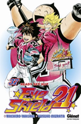 Scans Eyeshield 21 Couv_e13