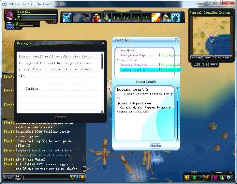 Missing NPC and Quest Aaaaaa11