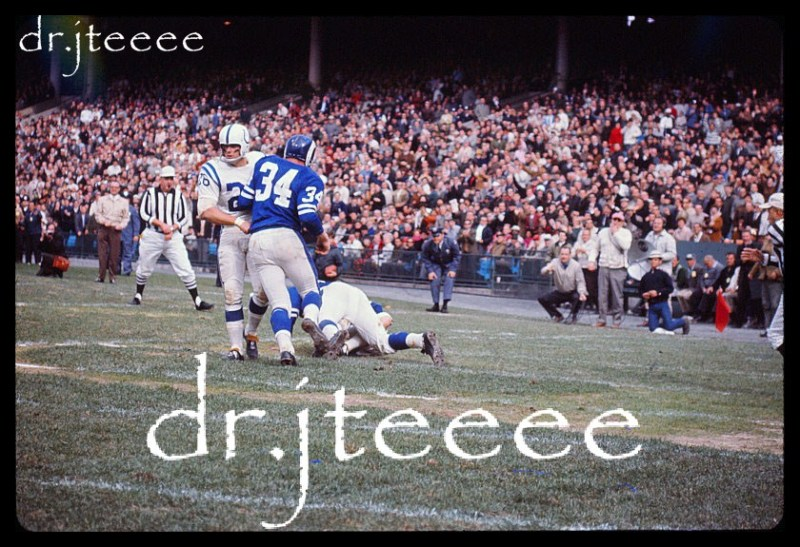 NFL Officials cuffs and 1994 armband issues  1965_l10