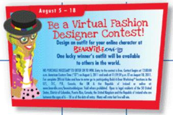 Be a Virtual Fashion Designer Contest! Contes10